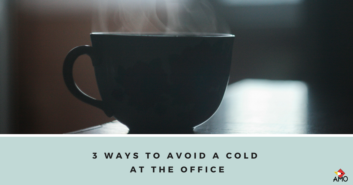Image of a Cup of Hot Tea to avoid cold