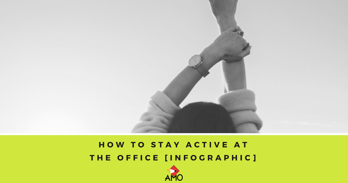 How to stay active at the office