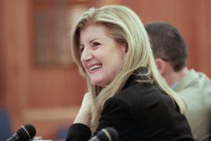 Arianna Huffington, Entrepreneur